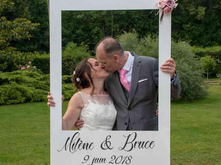 Le mariage de Milène et Bruce