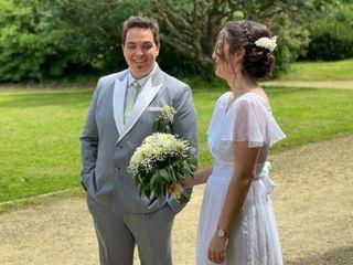 Le mariage de Clara  et Grégory