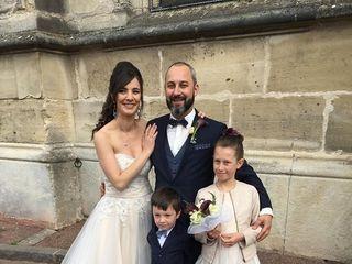 Le mariage de Camille et Benjamin 1
