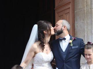 Le mariage de Camille et Benjamin