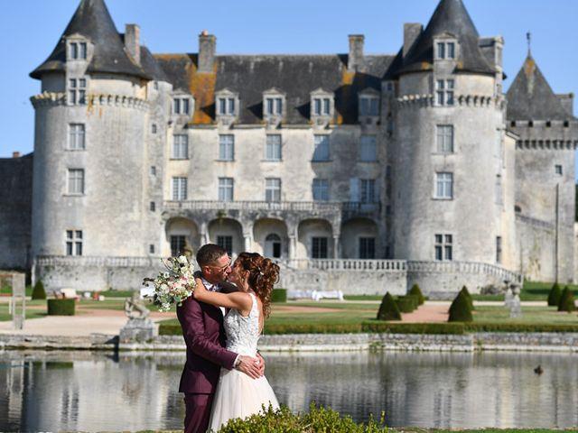 Le mariage de Dimitri et Marion à Échillais, Charente Maritime 1
