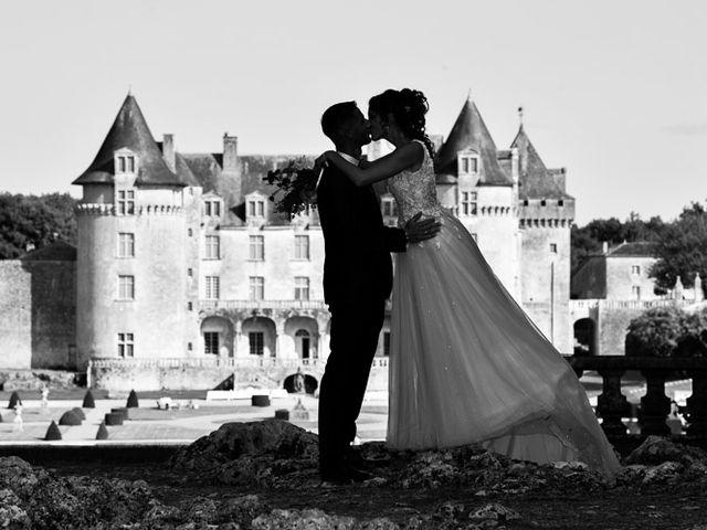 Le mariage de Dimitri et Marion à Échillais, Charente Maritime 13