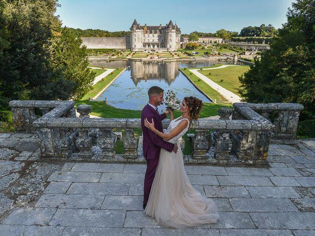 Le mariage de Dimitri et Marion à Échillais, Charente Maritime 14