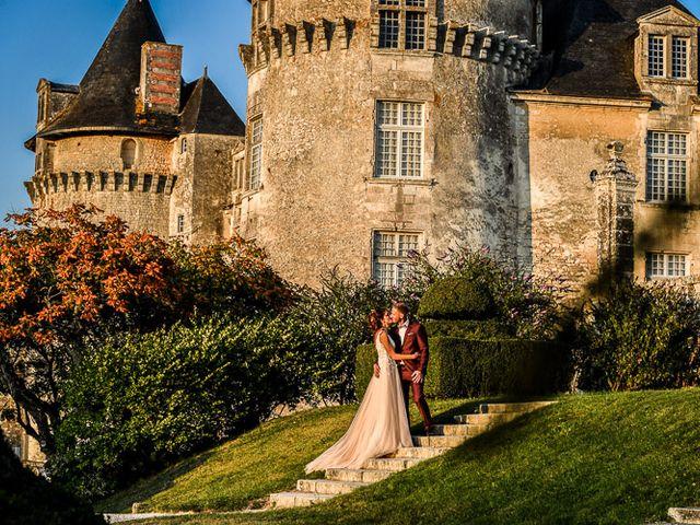 Le mariage de Dimitri et Marion à Échillais, Charente Maritime 41