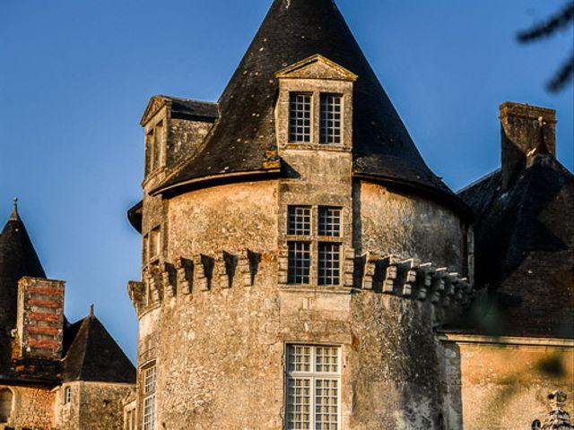 Le mariage de Dimitri et Marion à Échillais, Charente Maritime 42