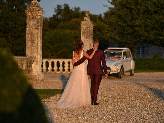 Le mariage de Dimitri et Marion à Échillais, Charente Maritime 43