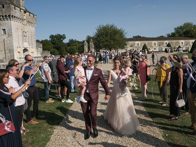Le mariage de Dimitri et Marion à Échillais, Charente Maritime 44
