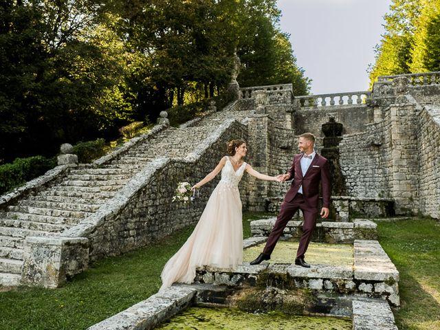 Le mariage de Dimitri et Marion à Échillais, Charente Maritime 12