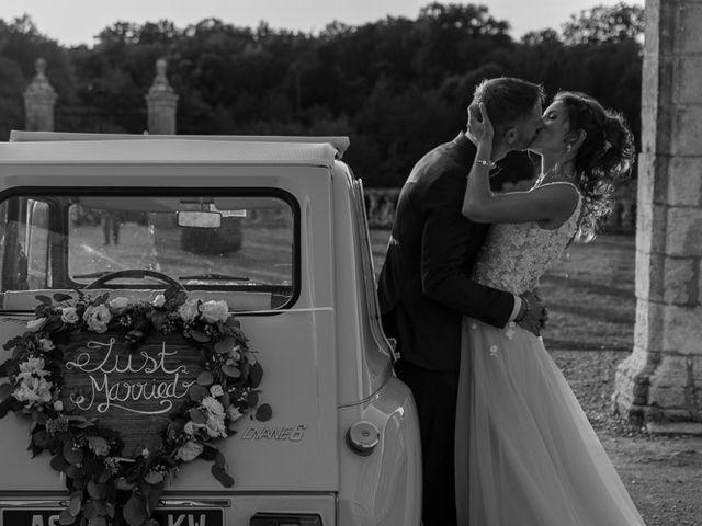 Le mariage de Dimitri et Marion à Échillais, Charente Maritime 54