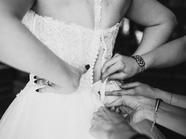 Le mariage de Gauryan et Charlène à Viré, Saône et Loire 6