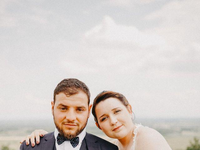 Le mariage de Gauryan et Charlène à Viré, Saône et Loire 9