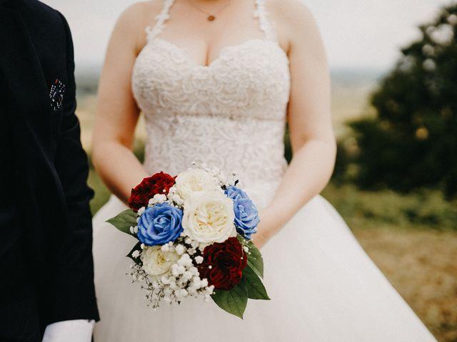 Le mariage de Gauryan et Charlène à Viré, Saône et Loire 13