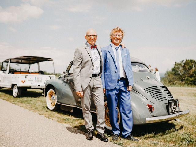 Le mariage de Gauryan et Charlène à Viré, Saône et Loire 36