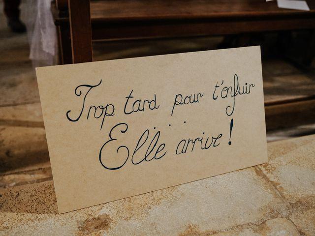 Le mariage de Gauryan et Charlène à Viré, Saône et Loire 52