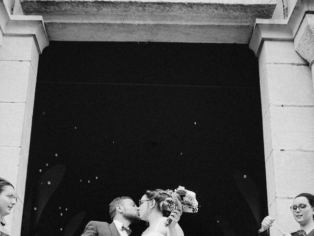 Le mariage de Gauryan et Charlène à Viré, Saône et Loire 54