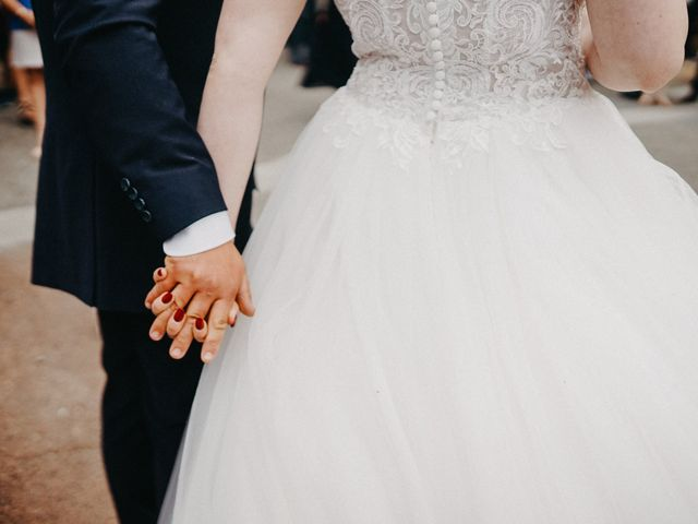 Le mariage de Gauryan et Charlène à Viré, Saône et Loire 58