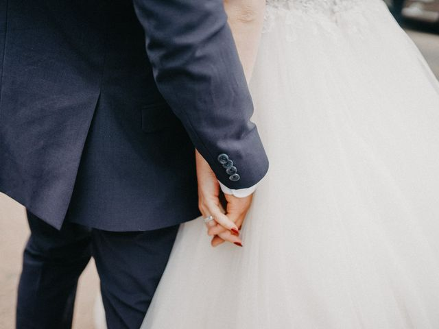 Le mariage de Gauryan et Charlène à Viré, Saône et Loire 59
