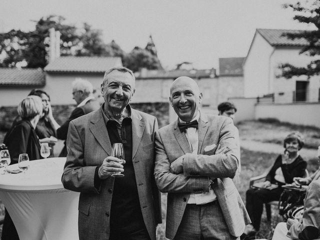 Le mariage de Gauryan et Charlène à Viré, Saône et Loire 75