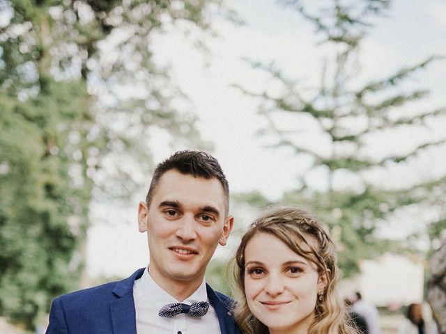 Le mariage de Gauryan et Charlène à Viré, Saône et Loire 85