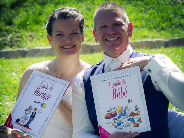 Le mariage de Cédric et Marie à Lans-en-Vercors, Isère 3
