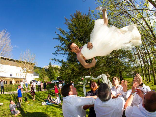 Le mariage de Cédric et Marie à Lans-en-Vercors, Isère 13