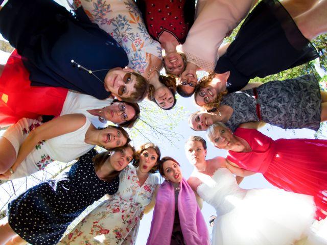 Le mariage de Cédric et Marie à Lans-en-Vercors, Isère 14