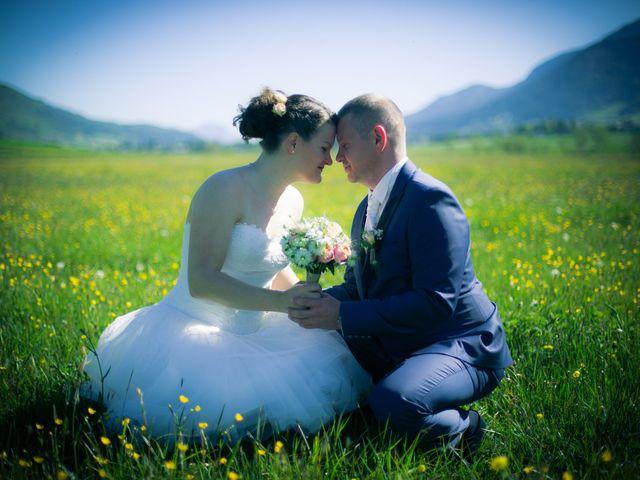 Le mariage de Cédric et Marie à Lans-en-Vercors, Isère 24