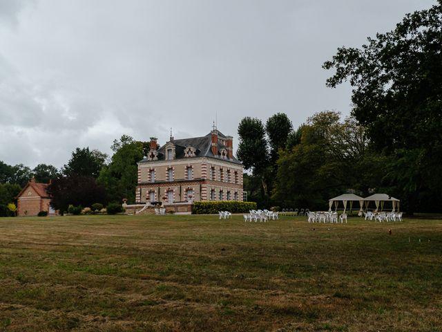 Le mariage de Rémy et Julie à Braye sur Maulne, Indre-et-Loire 3