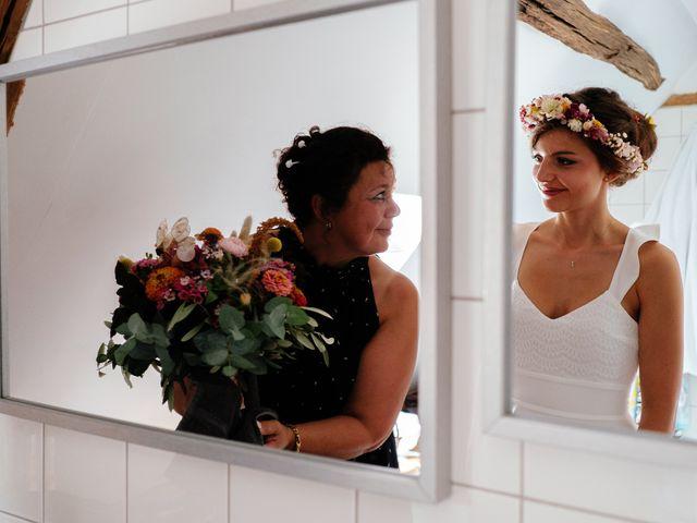 Le mariage de Rémy et Julie à Braye sur Maulne, Indre-et-Loire 17