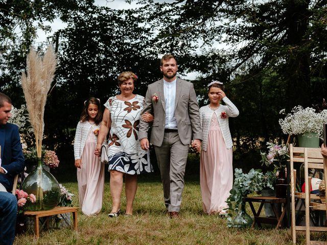 Le mariage de Rémy et Julie à Braye sur Maulne, Indre-et-Loire 19