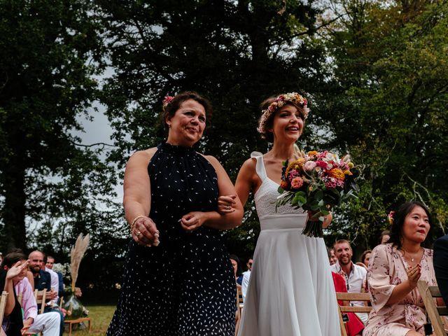 Le mariage de Rémy et Julie à Braye sur Maulne, Indre-et-Loire 20