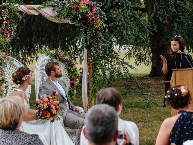 Le mariage de Rémy et Julie à Braye sur Maulne, Indre-et-Loire 23