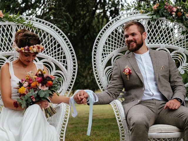 Le mariage de Rémy et Julie à Braye sur Maulne, Indre-et-Loire 25