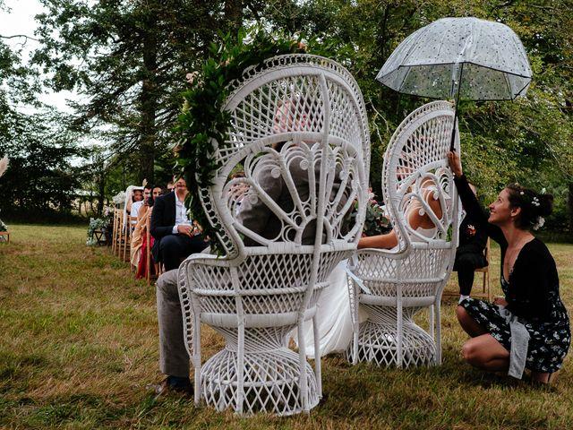 Le mariage de Rémy et Julie à Braye sur Maulne, Indre-et-Loire 26