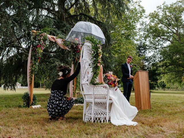 Le mariage de Rémy et Julie à Braye sur Maulne, Indre-et-Loire 27