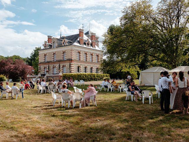 Le mariage de Rémy et Julie à Braye sur Maulne, Indre-et-Loire 38