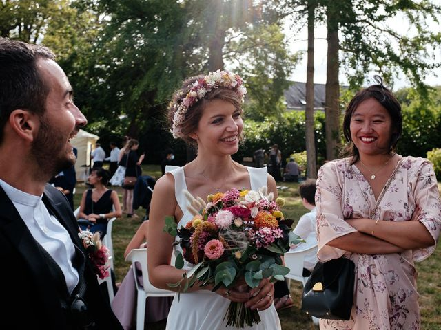 Le mariage de Rémy et Julie à Braye sur Maulne, Indre-et-Loire 40