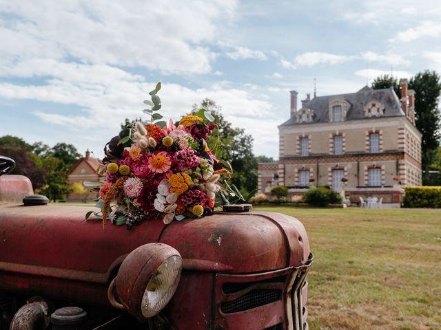 Le mariage de Rémy et Julie à Braye sur Maulne, Indre-et-Loire 43