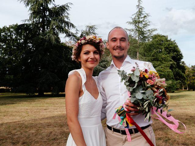 Le mariage de Rémy et Julie à Braye sur Maulne, Indre-et-Loire 50