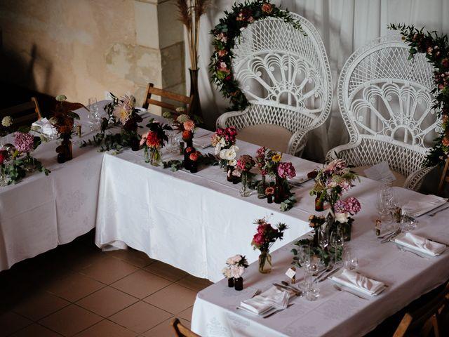 Le mariage de Rémy et Julie à Braye sur Maulne, Indre-et-Loire 53