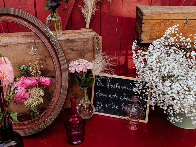 Le mariage de Rémy et Julie à Braye sur Maulne, Indre-et-Loire 57