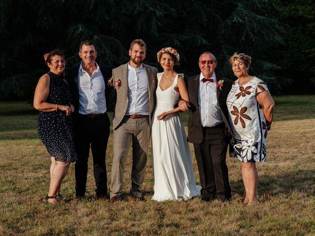 Le mariage de Rémy et Julie à Braye sur Maulne, Indre-et-Loire 58