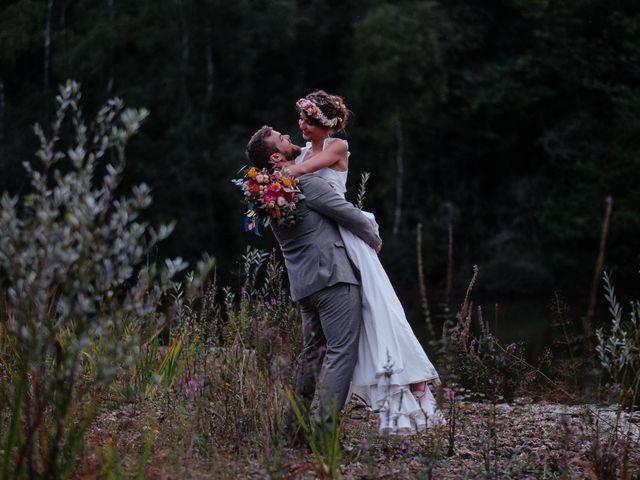 Le mariage de Rémy et Julie à Braye sur Maulne, Indre-et-Loire 63