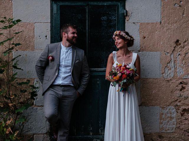 Le mariage de Rémy et Julie à Braye sur Maulne, Indre-et-Loire 64
