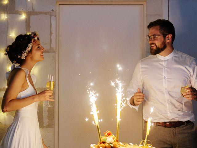 Le mariage de Rémy et Julie à Braye sur Maulne, Indre-et-Loire 73