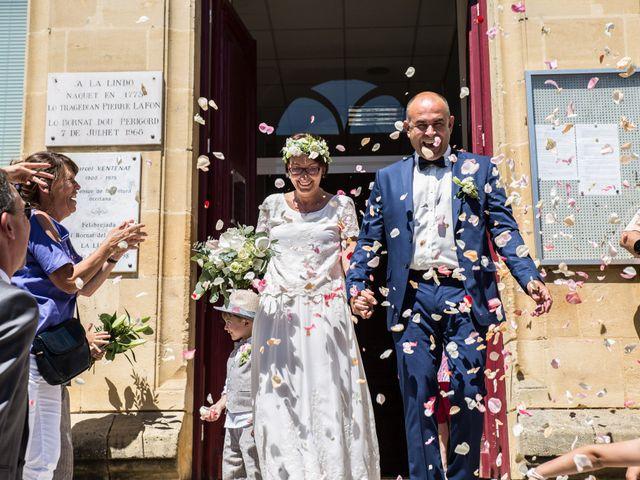 Le mariage de Pierre-Manuel et Hélène à Lalinde, Dordogne 10