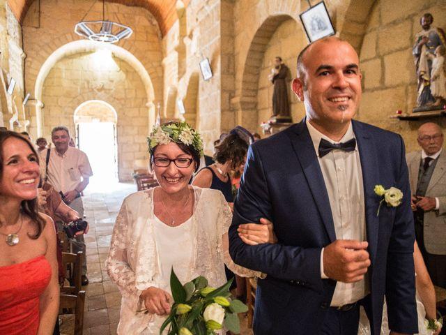 Le mariage de Pierre-Manuel et Hélène à Lalinde, Dordogne 12