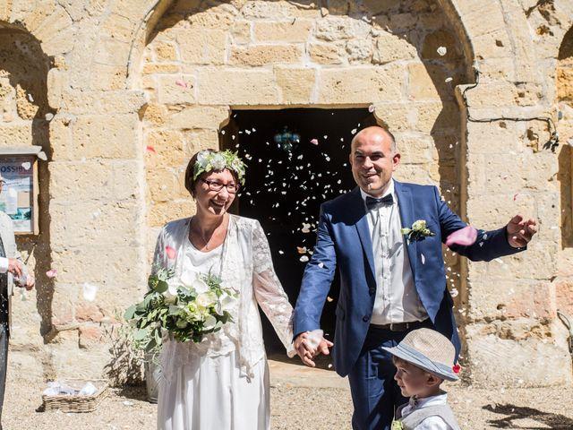 Le mariage de Pierre-Manuel et Hélène à Lalinde, Dordogne 16