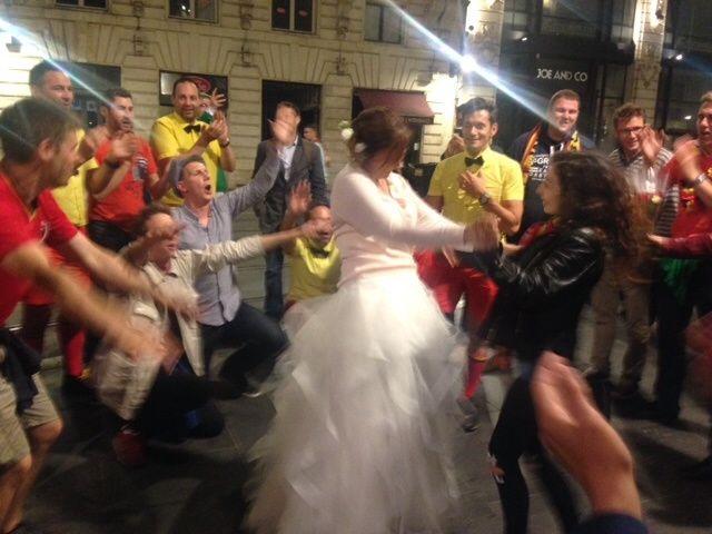 Le mariage de Nathalie et Nicolas à Bruges, Gironde 6