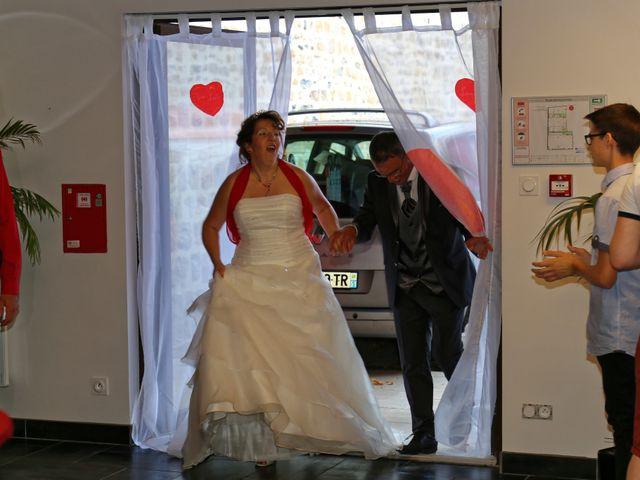 Le mariage de José Luis et Sandra à Warcq, Ardennes 9